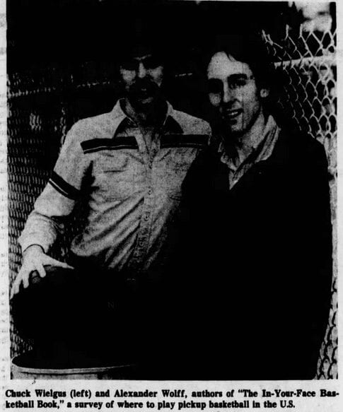 From a 1980 Asbury Park Press profile.