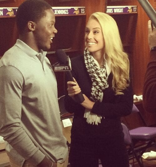 With Teddy Bridgewater