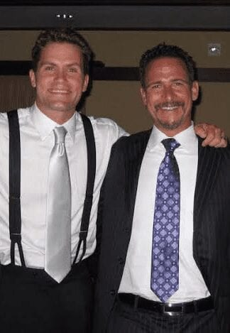 Kyle with Jim Rome